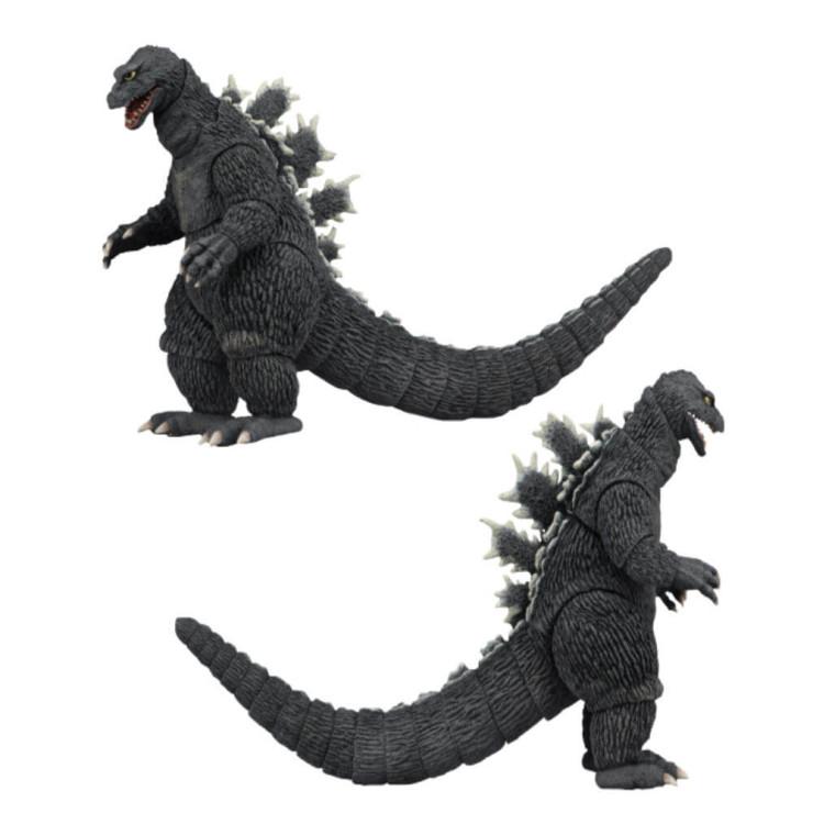 NECA King Kong vs Godzilla Head to Tail 30 cm Action Figure 1962 Godzilla
