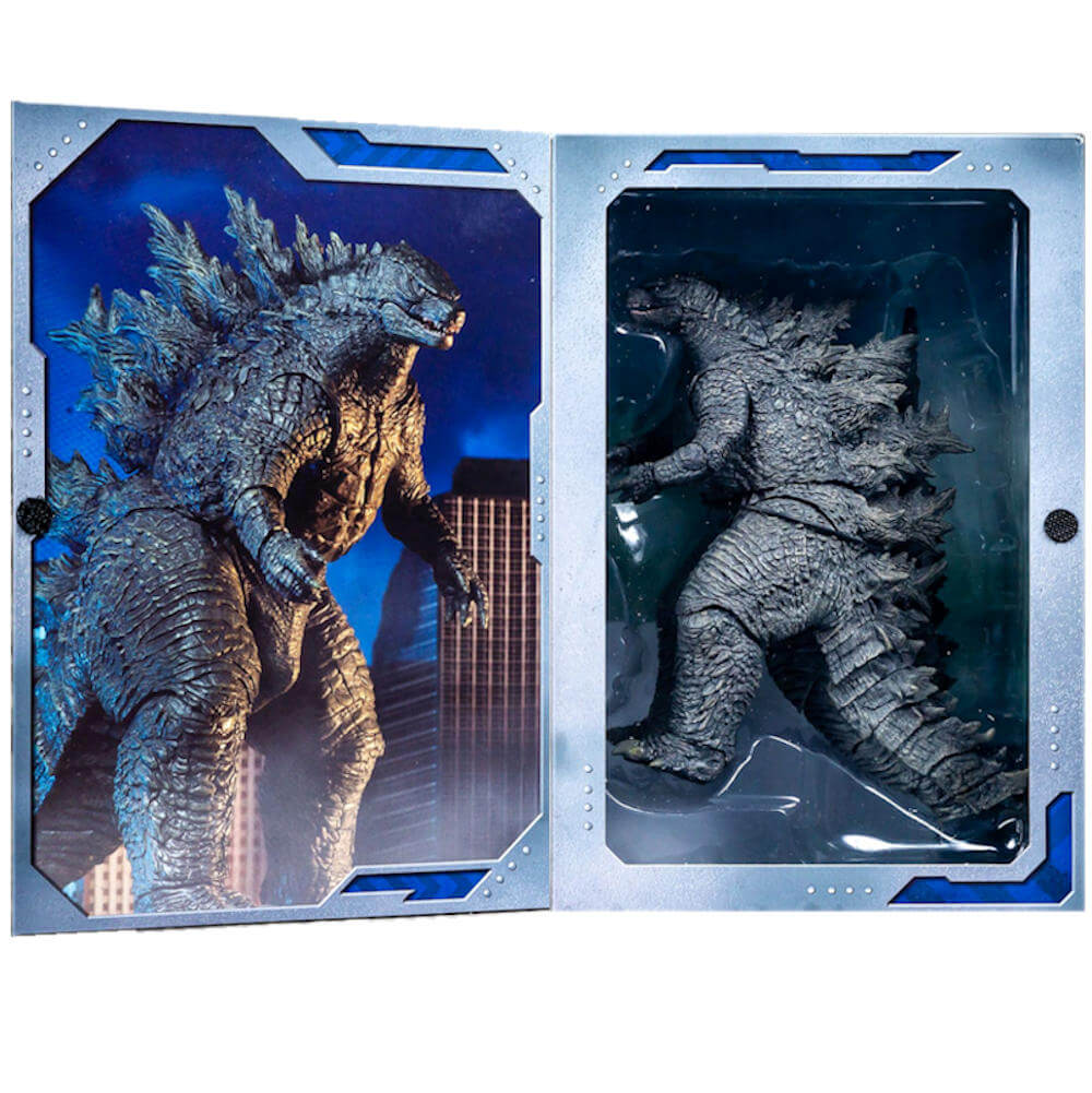 12 Inch Head-to-Tail Action Figure