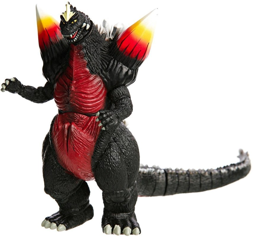 Space Godzilla Second Wave Figure By Bandai Creation